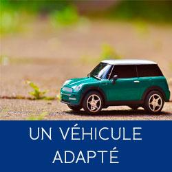 Choisissez un véhicule adapté !