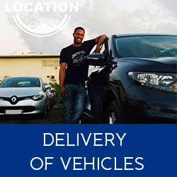 delivery of vehicles