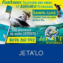 Jetski tour