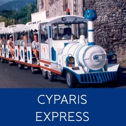 Voyagez à bord du Cyparis Express