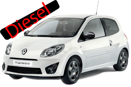 Diesel Twingo or similar