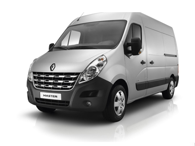 Master 10m3 or Opel Movano or Similar