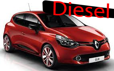 Clio IV Diesel or similar