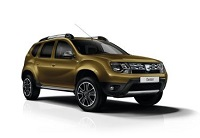 DACIA DUSTER petrol OR SIMILAR