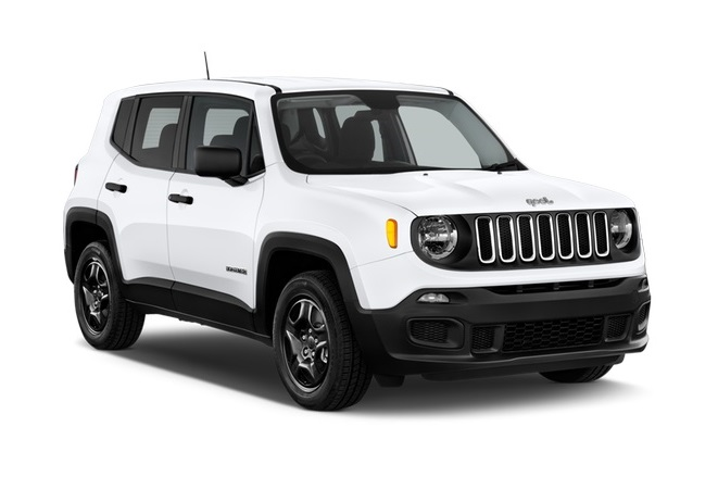 Jeep Renegade 5 Doors Gas