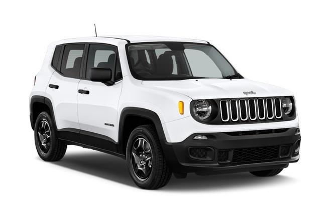Jeep Renegade 5 Doors Gas
