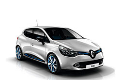 Renault Clio IV Gas or Similar