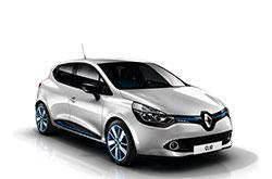 Renault Clio IV Gas or Similar