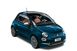 Opel Adam or Fiat 500 3 doors or similar