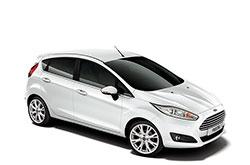 Clio ou Fiesta 5 portes Diesel ou similaire