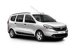 Dacia Lodgy 7 Places ou similaire (Ess ou Diesel)