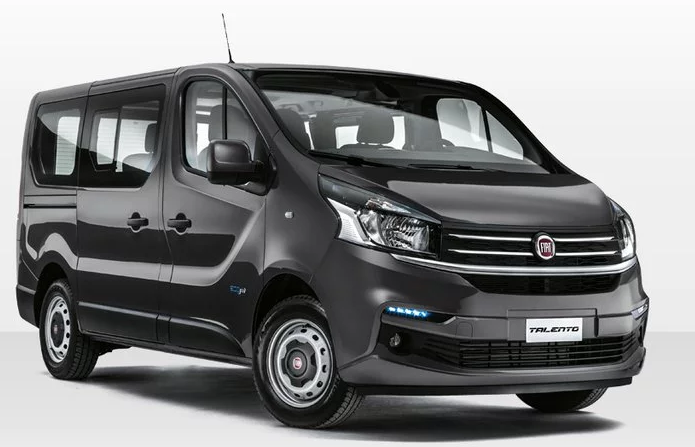 Fiat Talento Professionel 9 Places Diesel