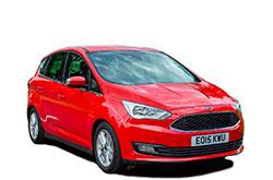 Ford Cmax 5 à 7 places Diesel ou similaire