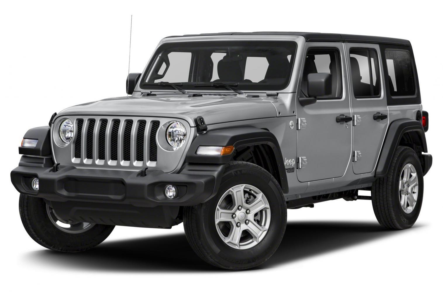Jeep Wrangler Boite Auto 4 Portes Essence 18 CV