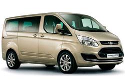 Minibus 8-9 Seats Transit - Expert or similar