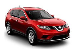 Nissan X-Trail 5 a 7 Places ou similaire