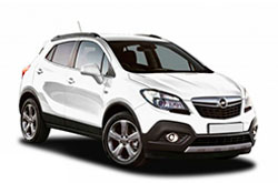 OPEL MOKKA Diesel automatic or SIMILAR
