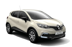 Renault Captur ou Ford Ecosport