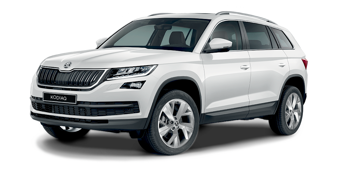 SKODA KODIAQ - SUV AUTOMATIQUE 7 places